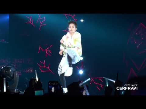 140601 [Full HD] EXO HK Concert 시우민 솔로 댄스 xiumin solo dance 2