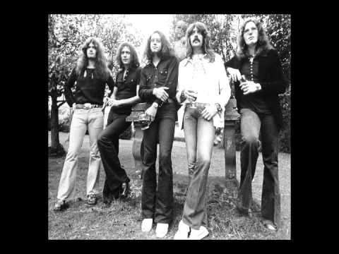 Deep Purple -  Blind (with lyrics).