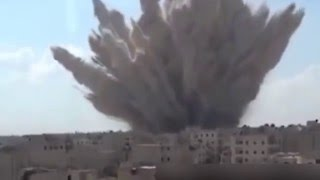 Breaking-UFO Video Caught on Camera Over Iraq | UFO Sightings 2016