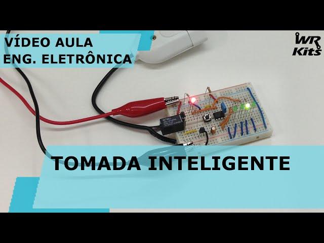 TOMADA INTELIGENTE | Vídeo Aula #133