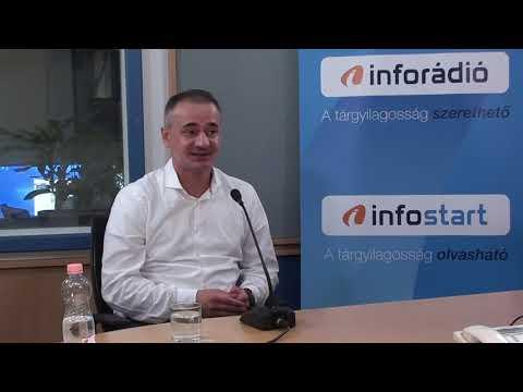 InfoRádió - Aréna - Virág Zsolt - 2021.08.17.