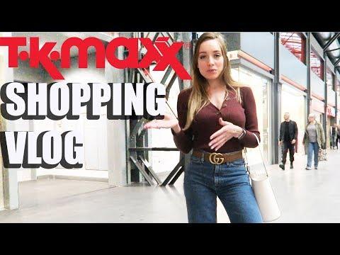 АУТЛЕТ TK Maxx. Цены. Покупки для малыша // Outlet Shopping Vlog