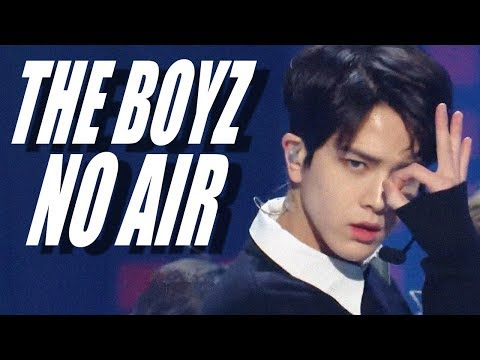 [HOT] THE BOYZ  - No Air, 더보이즈 -  No Air Show Music core 20181215