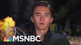 David Hogg: We'll Vote Out Lawmakers Who Don't Act | Morning Joe | MSNBC