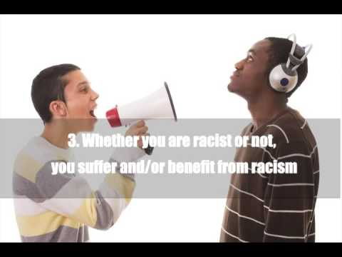 How to talk about race