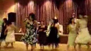Senior Dance for Tr. Ngan & Tu