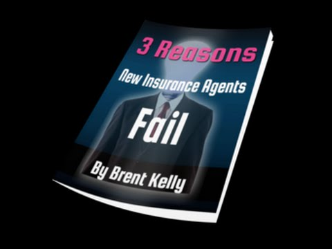 Why New Insurance Agents Fail