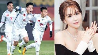 Cho,,á,ng với món quà Ngọc Trinh gửi tặng U23 Việt Nam chiến thắng - TIN TỨC 24H TV