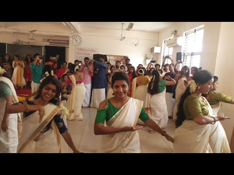 CEDEES Onam Celebration Thiruvathira