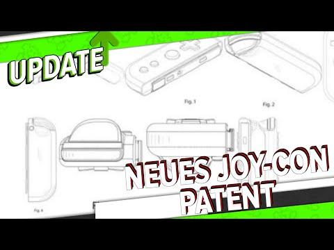 Neue Joy-Con mit 3DS Pad und STEUERKREUZ für die nächste Switch?