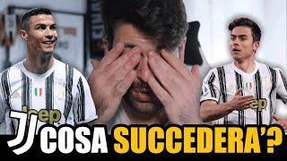 DYBALA e CRISTIANO RONALDO in scadenza di contratto! Chi rimane e chi parte? Lasciano la Juventus?