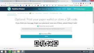 MyEtherWallet Tutorial - My Go-to Ethereum Wallet 🔐