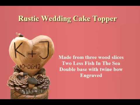 Popular Wedding Cake TopperS