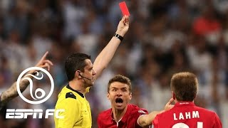 FC Crew Rips Real Madrid-Bayern Munich Referee   ESPN FC