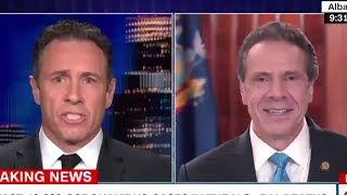 Brothers Andrew and Chris Cuomo Make the Perfect TV Duo