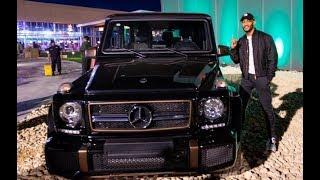 فيديوجراف| تعرف على سيارة محمد رمضان الجديدة -