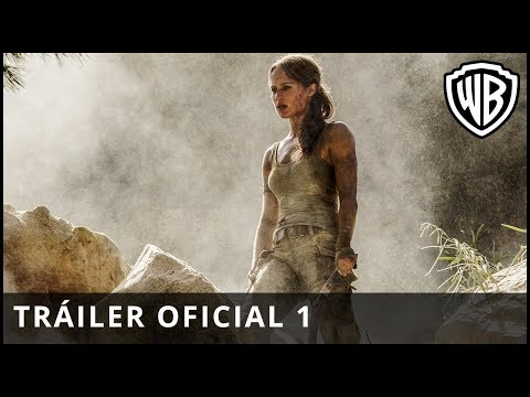 Tomb Raider - Tráiler Oficial 1 - Castellano HD