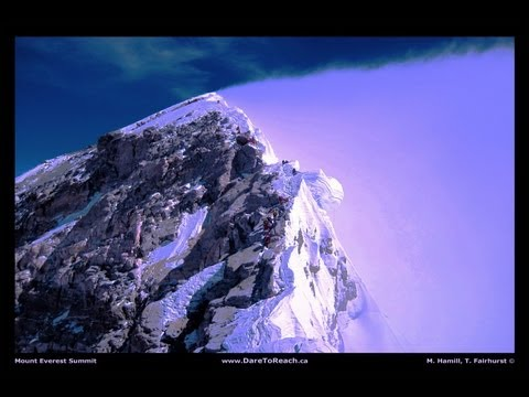 MOUNT EVEREST- Post Summit Interview