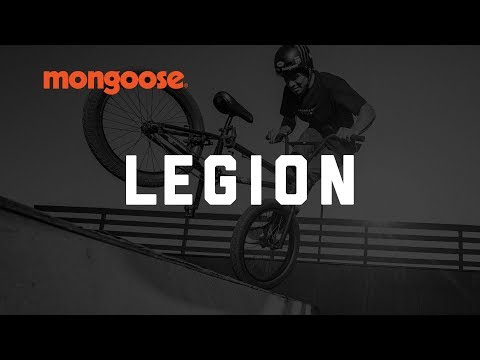 Mongoose Freestyle-BMX-Bicycles Legion BMX