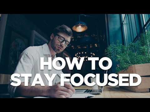 How to Stay Focused: Cardone Zone LIVE photo