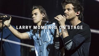 Larry Moments On Stage | Larry Stylinson