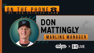 Marlins Manager Don Mattingly Talks Astros Scandal & More w/ Dan Patrick   Full Interview   2/21/20