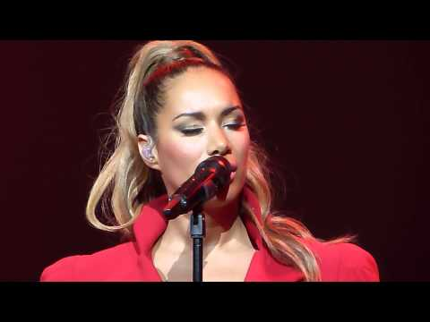 Leona Lewis 'A Moment Like This' live Nottingham Royal Concert Hall 30.04.13 HD