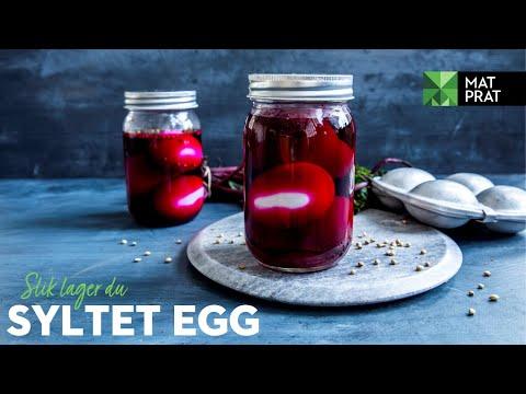 MatPrat: Syltet egg