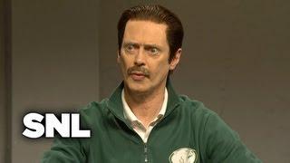 Coach Bert - Saturday Night Live