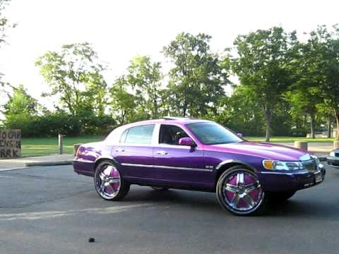 Lincoln Towncar On 28s Videomoviles Com