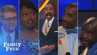 TOP 5 MOMENTS FROM MAY 2017!   Family Feud