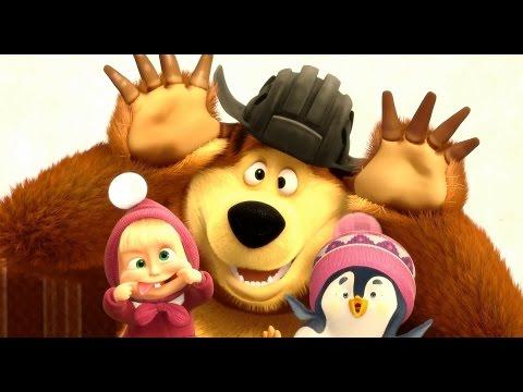 Маша и Медведь развивающее видео для самых маленьких