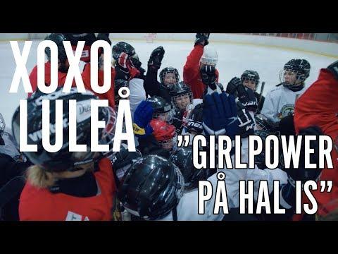 XOXO Luleå: Avsnitt 4 del 2 - Girlpower på hal is