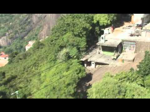 Adventures in Brazil - Rio de Janeiro - Sugarloaf gondola birthday