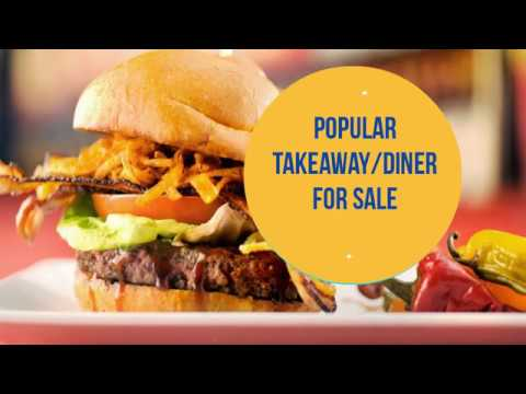 Popular Takeaway/Diner for Sale | South East Brisbane | Queensland