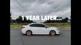 Subaru WRX- 1 Year Review!