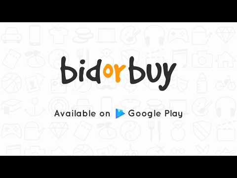 The brand new bidorbuy app for Android