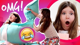 BIRTHDAY SLEEPOVER WITH BFF! BIRTHDAY SHOPPING AT APPLE STORE  & MORE!