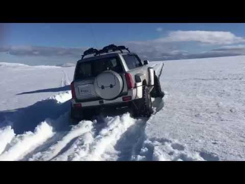 Glacier Fun - Super Jeep Tour in Iceland