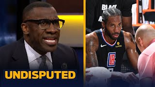 Skip & Shannon react to Kawhi taking shots at Doc Rivers & Clippers staff | NBA | UNDISPUTED
