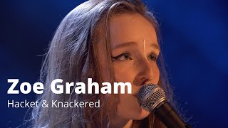 Zoe Graham performs Hacket & Knackered live | Quay Sessions