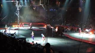 Ringling Bros. and Barnum & Bailey Circus - 143rd Emergency Walk-arounds