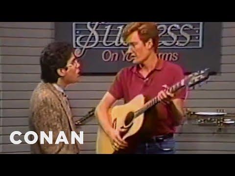 Conan's Awkward '80s Training Video