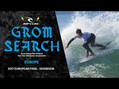 2017 European Grom Search Final - Hossegor