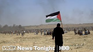 What Happened On The Israeli Side Of The Border During U.S. Embassy Protests (HBO)