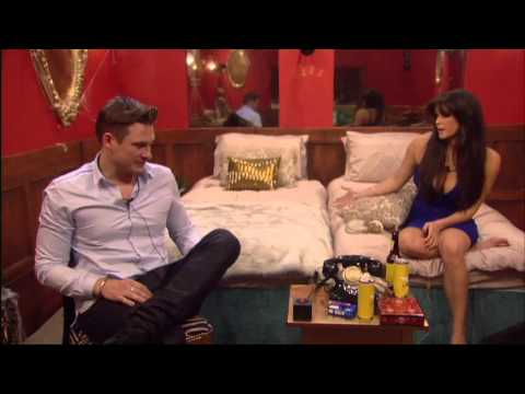 Bolt Hole Make Up Number 1: Day 6, Celebrity Big Brother - Smashpipe Entertainment