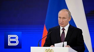 Putin Celebrates National Unity Day With Grand Reception of Russia's Brightest and Most Talented!