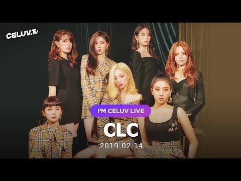 [Multi SUB/I'm Celuv] CLC(씨엘씨), 19년 2월 14일 방송 Full Ver. (Celuv.TV)