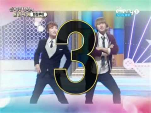 Leeteuk, Eunhyuk & Shindong
