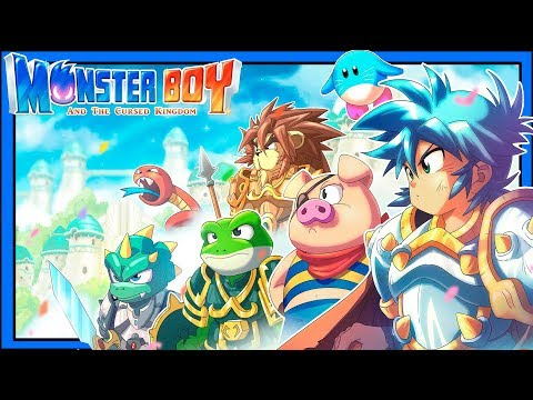 Haciendo el indio con... MONSTER BOY AND THE CURSED KINGDOM | ANÁLISIS ESPAÑOL